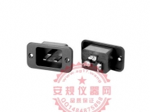 IEC60320-1 C20输入插座|16A品字尾AC插座|IEC 60320-1 C20 Appliance Inlet