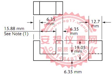 CSA C22 No.42图26安全测试桥架|Figure 26 Bridge for security test