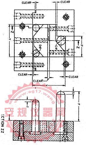 印度1293图B-2印度插座最大通规|印度6A/10A, 16A插座最大通规|IS1293 Fig B-2 Maximum Go gauge for socket-outlet